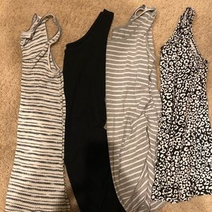 Ingrid & Isabel Tops - Assorted Maternity Tank Tops